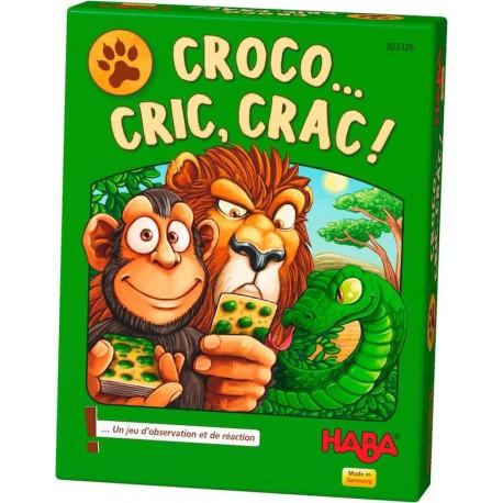 Croco ... cric, crac !