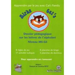 Alpha Cat's - Dossier pédagogique MS-GS