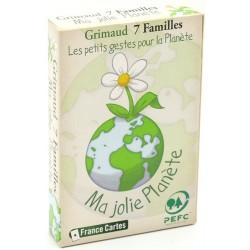 7 Familles - Ma jolie planète