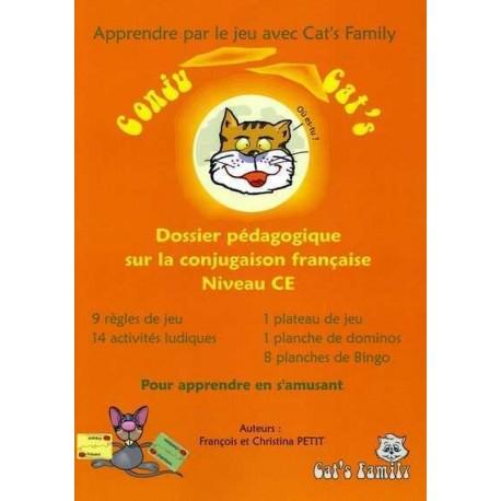 Conju Cat's, dossier pédagogique CE