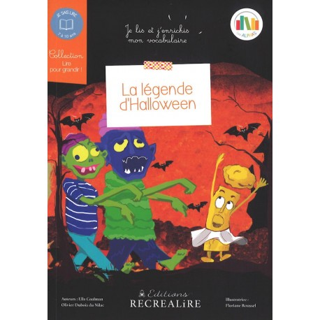 Album La légende d'Halloween