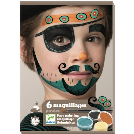 Nouveau Maquillage Pirate