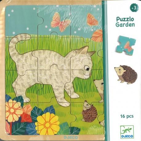 Puzzlo garden