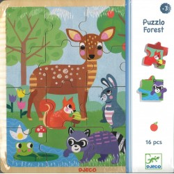 Puzzlo forest