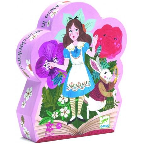 Puzzle conte: Alice au pays des merveilles