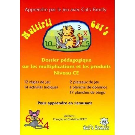 Multipli Cat's, dossier pédagogique CE