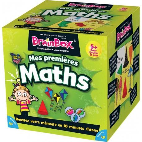 BrainBox Voyage Mes premières maths
