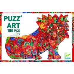 Puzz' Art Lion