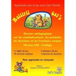 Multipli Cat's, dossier pédagogique CM