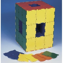 Set 30 rectangles Polydron
