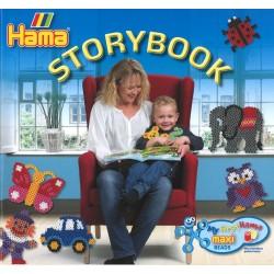 Maxi perles Hama - Livret Storybook