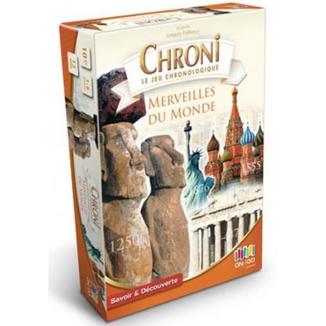 Chronicards, merveilles du monde
