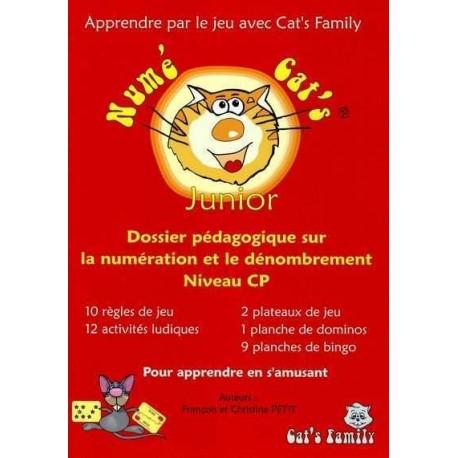 Numé Cat's - Junior, dossier pédagogique CP