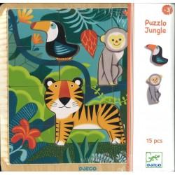 Puzzlo Jungle