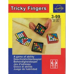 Tricky Fingers (doigts malins)