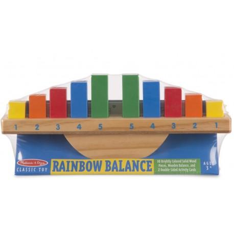 Balance Arc-en-ciel