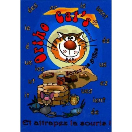 Ortho Cat's 1 - Terminaisons
