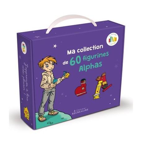 La collection de 60 figurines