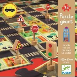 Puzzle géant La Ville