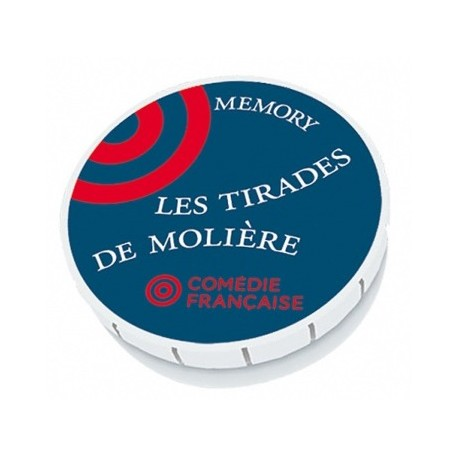 Mémory les tirades de Molière