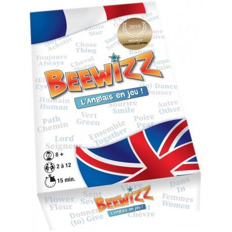 Beewizz, l'anglais en jeu