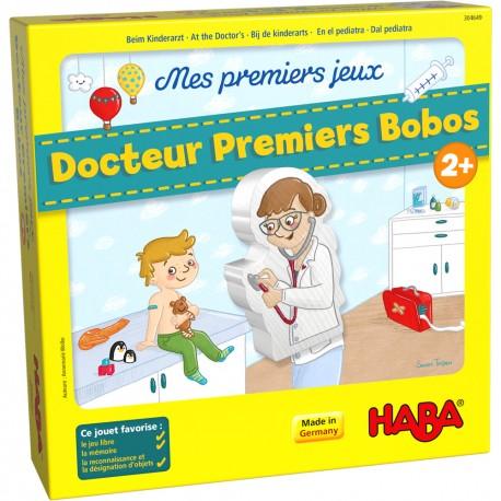 Mes premiers jeux Docteur Premiers Bobos