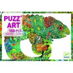 Puzz' Art Chameleon
