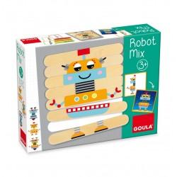 Robot mix