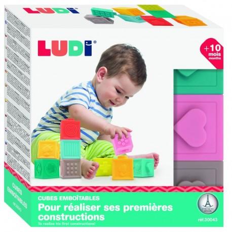 Cubes emboîtables