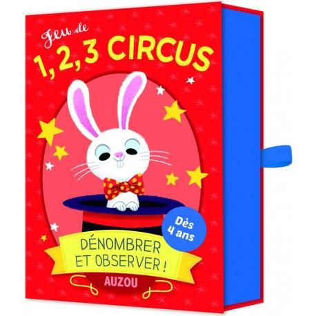 Jeu de 1,2,3 Circus