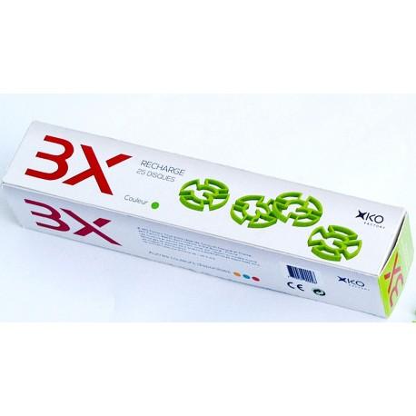 3X Recharge verte