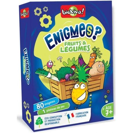 Enigmes - Fruits et Légumes