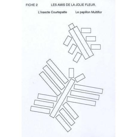 """Fichier 1 """"Jeux mathématiques avec les réglettes"""" 3 à 6 ans"""