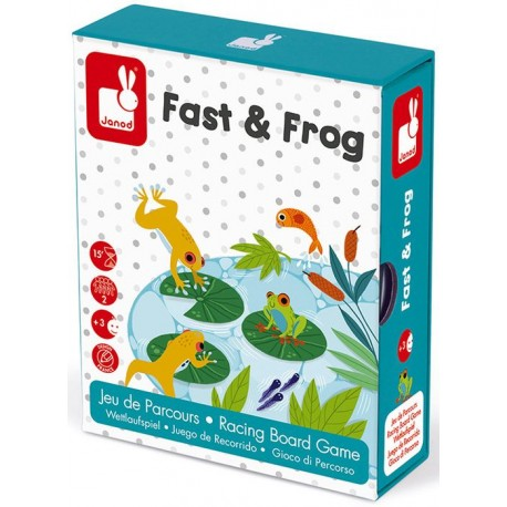 Fast & Frog