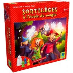 Sortilèges à l'école de magie