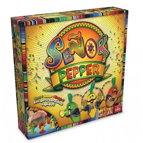 Seňor pepper