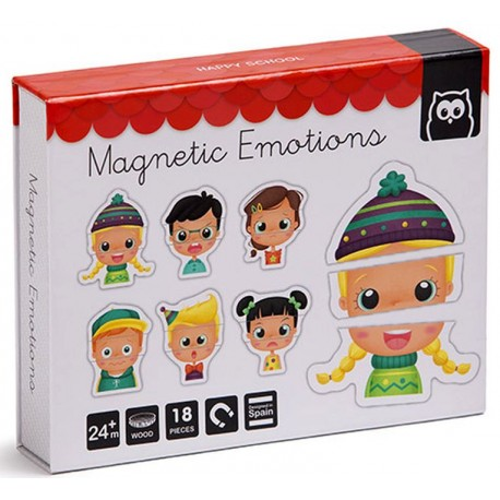 Magnetic Emotions