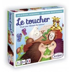 Jeu sensoriel Le toucher