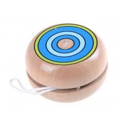 Yo-yo anneaux colorés