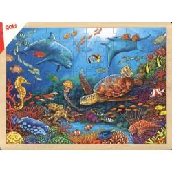 Puzzle Grande barrière de corail