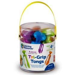 Pinces Tri-Grip - lot de 6
