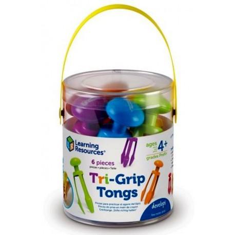 Pinces Tri-Grip - lot de 6