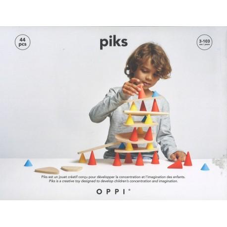 Piks Médium kit (44 pièces)