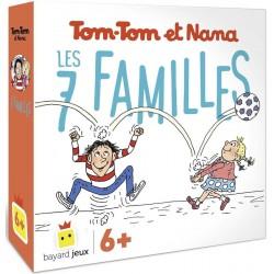 Tom Tom et Nana : 7 familles