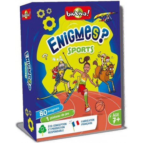 Enigmes ? Sports
