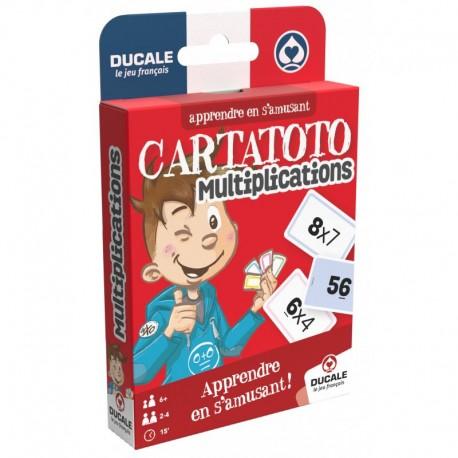 Cartatoto Les multiplications