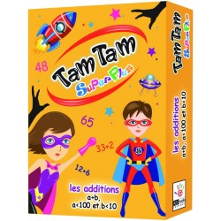 Tam Tam Superplus : Les additions a+b