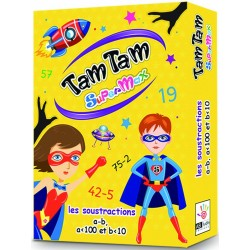 Tam Tam Supermax : Les soustractions