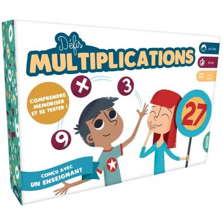 Défis des multiplications
