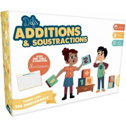 Défis additions et soustractions